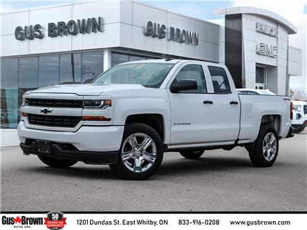 2018 Chevrolet Silverado 1500 Silverado Custom (Stk: Z380607P) in WHITBY - Image 1 of 26