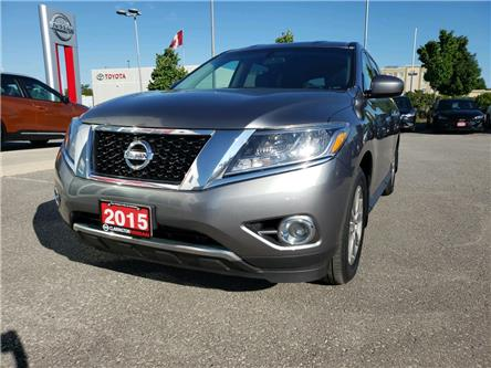 2015 Nissan Pathfinder S (Stk: FC675339) in Bowmanville - Image 1 of 31