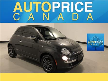 2015 Fiat 500C Lounge (Stk: W2039) in Mississauga - Image 1 of 22
