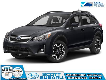 2017 Subaru Crosstrek Touring (Stk: 20425U) in Red Deer - Image 1 of 10