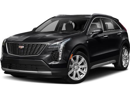 2021 Cadillac XT4 Premium Luxury (Stk: F-XXHGBZ) in Oshawa - Image 1 of 5
