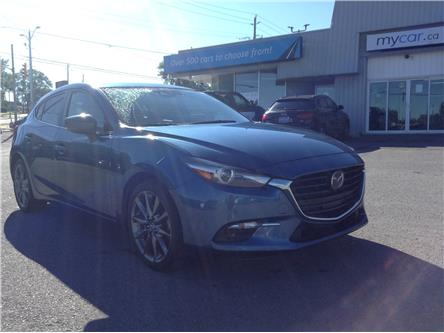 2018 Mazda Mazda3 Sport GT (Stk: 200849) in Kingston - Image 1 of 26