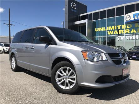 2018 Dodge Grand Caravan CVP/SXT (Stk: UM2450) in Chatham - Image 1 of 22