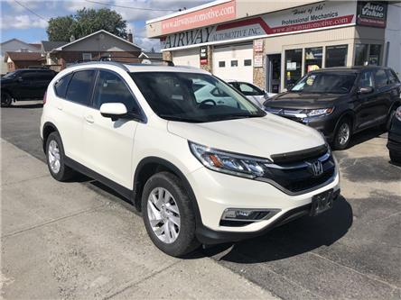 2016 Honda CR-V EX-L (Stk: 2003) in Garson - Image 1 of 14
