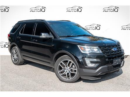 2017 Ford Explorer Sport (Stk: 27665U) in Barrie - Image 1 of 30