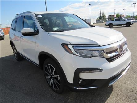2021 Honda Pilot Touring 8P (Stk: 210009) in Airdrie - Image 1 of 8
