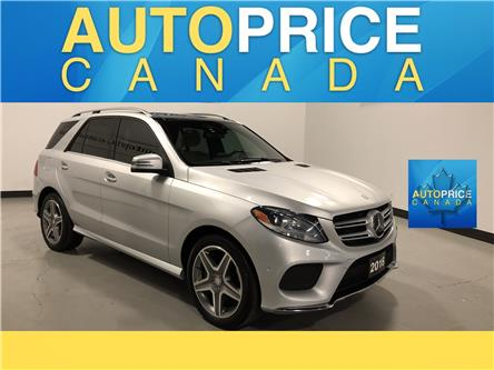 2016 Mercedes-Benz GLE-Class Base (Stk: B2048) in Mississauga - Image 1 of 29