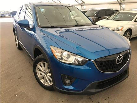 2014 Mazda CX-5 GS (Stk: 201155A) in Calgary - Image 1 of 10
