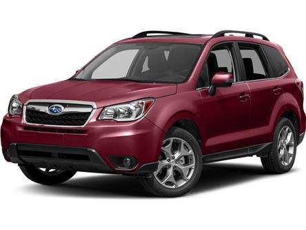 2016 Subaru Forester 2.5i Limited Package (Stk: 15162AZ) in Thunder Bay - Image 1 of 12