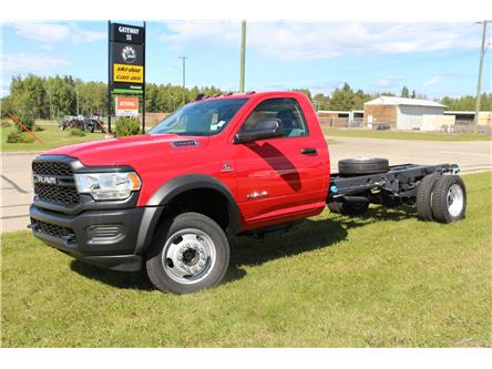 2019 RAM 5500 Chassis Tradesman/SLT (Stk: KT127) in Rocky Mountain House - Image 1 of 22