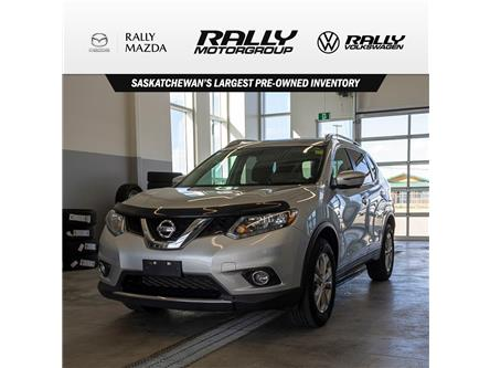 2016 Nissan Rogue SV (Stk: V1293) in Prince Albert - Image 1 of 14