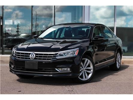 2018 Volkswagen Passat 2.0 TSI Highline (Stk: 015851) in Sarnia - Image 1 of 30