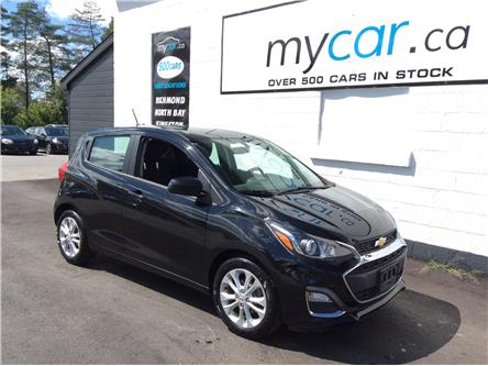 2019 Chevrolet Spark 1LT CVT (Stk: 200878) in Kingston - Image 1 of 21