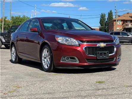 2015 Chevrolet Malibu 1LT (Stk: 200027A) in Ottawa - Image 1 of 30