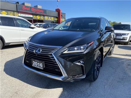 2016 Lexus RX 350 Base (Stk: 040409) in Toronto - Image 1 of 19