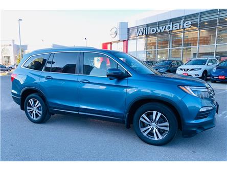 2016 Honda Pilot EX-L (Stk: N875A) in Thornhill - Image 1 of 23