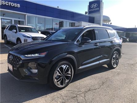 2019 Hyundai Santa Fe Ultimate 2.0 (Stk: 11664P) in Scarborough - Image 1 of 22