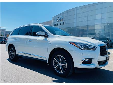 2018 Infiniti QX60 Base (Stk: H7987) in Thornhill - Image 1 of 23