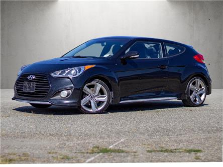 2013 Hyundai Veloster Turbo (Stk: N06-4815A) in Chilliwack - Image 1 of 19
