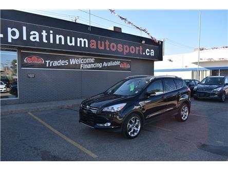 2016 Ford Escape Titanium (Stk: PP717) in Saskatoon - Image 1 of 30