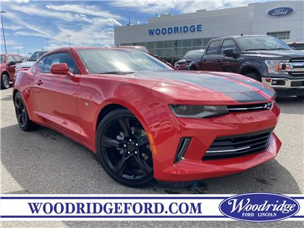 2018 Chevrolet Camaro 2LT (Stk: L-1028A) in Calgary - Image 1 of 19