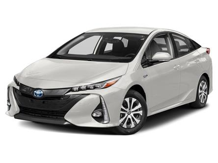 2021 Toyota Prius Prime Upgrade (Stk: 21006) in Walkerton - Image 1 of 9