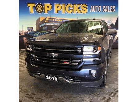 2018 Chevrolet Silverado 1500 LTZ (Stk: 368109) in NORTH BAY - Image 1 of 27