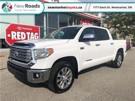 2017 Toyota Tundra  (Stk: 355301) in Newmarket - Image 1 of 30
