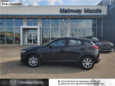 2019 Mazda CX-3 GX AT AWD (Stk: M19232A) in Saskatoon - Image 1 of 21