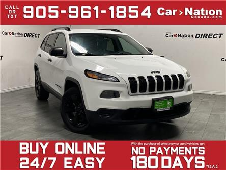 2018 Jeep Cherokee Sport (Stk: L566A) in Burlington - Image 1 of 35