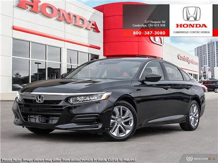 2020 Honda Accord LX 1.5T (Stk: 21163) in Cambridge - Image 1 of 24