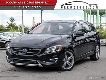 2017 Volvo V60 T5 Special Edition Premier (Stk: 6193) in Stittsville - Image 1 of 27