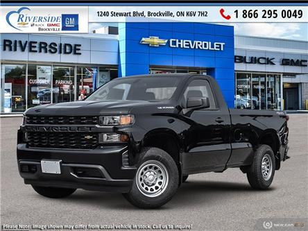 2020 Chevrolet Silverado 1500 Work Truck (Stk: 20-283) in Brockville - Image 1 of 20