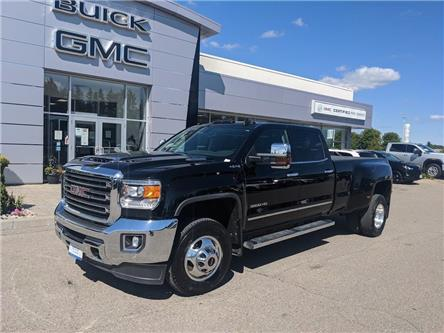 2019 GMC Sierra 3500HD SLT (Stk: 20655A) in Orangeville - Image 1 of 21