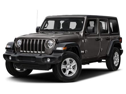 2021 Jeep Wrangler Unlimited Sahara (Stk: ) in Brantford - Image 1 of 9