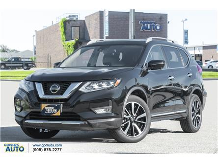 2018 Nissan Rogue SL (Stk: 350815) in Milton - Image 1 of 22