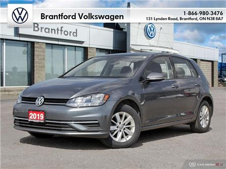 2019 Volkswagen Golf 1.4 TSI Comfortline (Stk: DR23076) in Brantford - Image 1 of 27