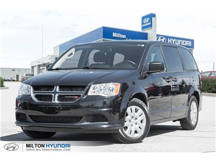 2018 Dodge Grand Caravan CVP/SXT (Stk: 253116) in Milton - Image 1 of 20