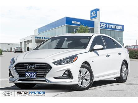 2019 Hyundai Sonata Hybrid Preferred (Stk: 090736A) in Milton - Image 1 of 19