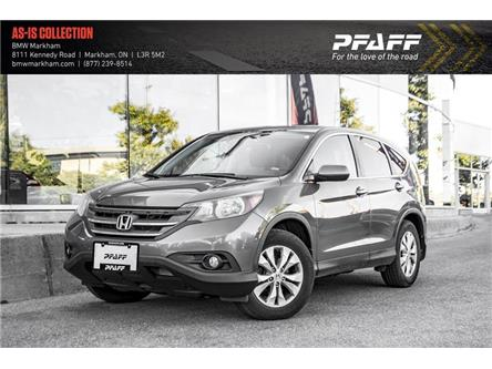 2013 Honda CR-V EX (Stk: O13330A) in Markham - Image 1 of 21