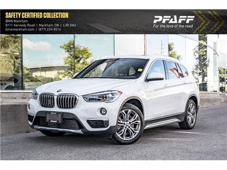 2019 BMW X1 xDrive28i (Stk: U13280) in Markham - Image 1 of 22