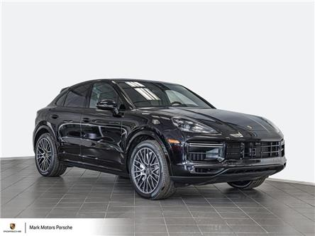 2020 Porsche Cayenne Coupe Turbo (Stk: 63084) in Ottawa - Image 1 of 17