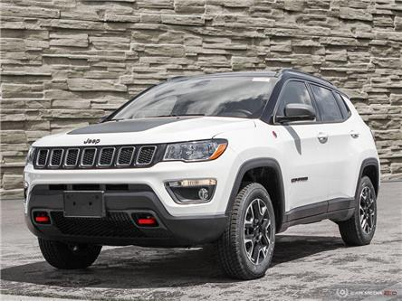 2020 Jeep Compass Trailhawk (Stk: L1169) in Hamilton - Image 1 of 27