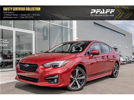 2017 Subaru Impreza Sport-tech (Stk: SU0230) in Guelph - Image 1 of 21