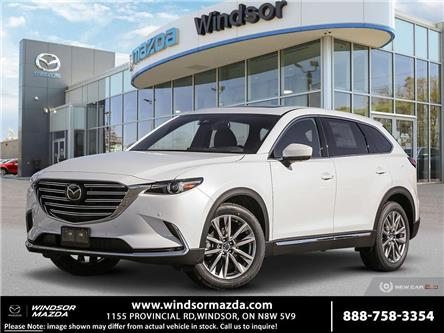 2020 Mazda CX-9 GT (Stk: C91267) in Windsor - Image 1 of 10