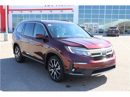 2021 Honda Pilot Touring 8P (Stk: 2210008) in Calgary - Image 1 of 10