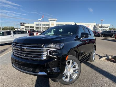 2021 Chevrolet Tahoe High Country (Stk: MR115660) in Calgary - Image 1 of 29