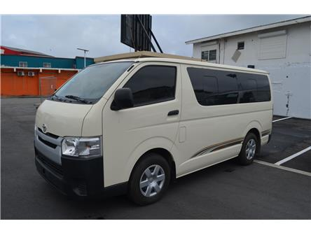 2019 Toyota HiAce Std.Roof. (Stk: MAJHiAce) in Philipsburg - Image 1 of 9