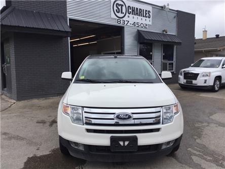 2009 Ford Edge Limited (Stk: ) in Winnipeg - Image 1 of 18