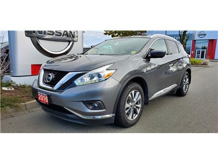 2016 Nissan Murano SL (Stk: F1900A) in Courtenay - Image 1 of 9